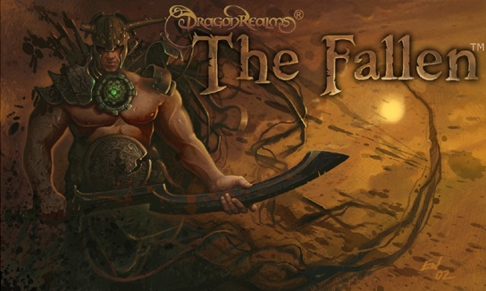 play.net >> DragonRealms: The Fallen