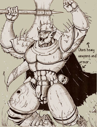 greater orc